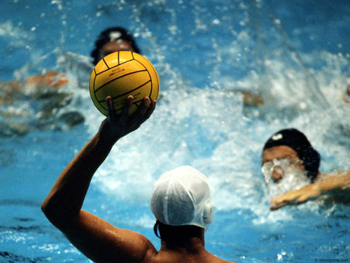 RED Waterpolo